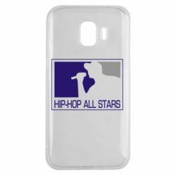 Чохол для Samsung J2 2018 Hip-hop all stars