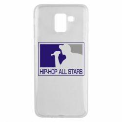 Чохол для Samsung J6 Hip-hop all stars
