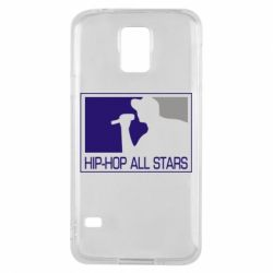Чохол для Samsung S5 Hip-hop all stars