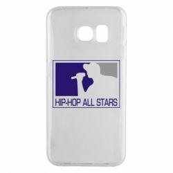 Чохол для Samsung S6 EDGE Hip-hop all stars
