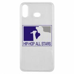 Чохол для Samsung A6s Hip-hop all stars