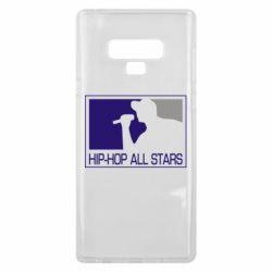 Чохол для Samsung Note 9 Hip-hop all stars