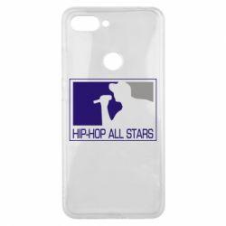 Чохол для Xiaomi Mi8 Lite Hip-hop all stars