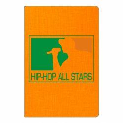 Блокнот А5 Hip-hop all stars