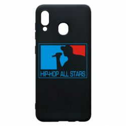 Чохол для Samsung A30 Hip-hop all stars