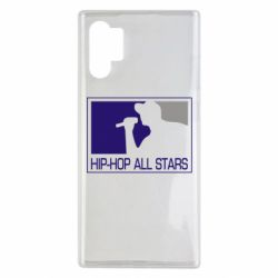 Чохол для Samsung Note 10 Plus Hip-hop all stars