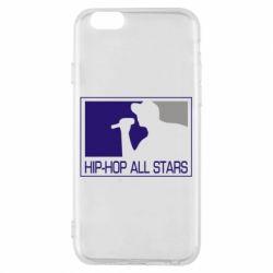 Чохол для iPhone 6/6S Hip-hop all stars