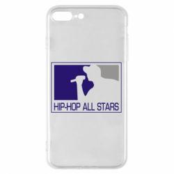 Чохол для iPhone 7 Plus Hip-hop all stars