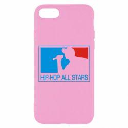 Чохол для iPhone 8 Hip-hop all stars