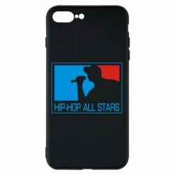 Чохол для iPhone 8 Plus Hip-hop all stars