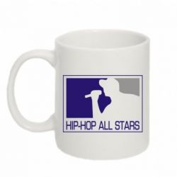 Кружка 320ml Hip-hop all stars