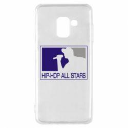 Чохол для Samsung A8 2018 Hip-hop all stars