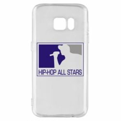 Чохол для Samsung S7 Hip-hop all stars