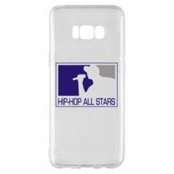 Чохол для Samsung S8+ Hip-hop all stars