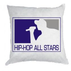 Подушка Hip-hop all stars - FatLine