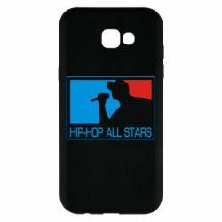 Чохол для Samsung A7 2017 Hip-hop all stars