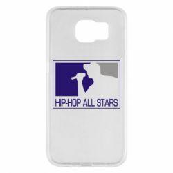 Чохол для Samsung S6 Hip-hop all stars