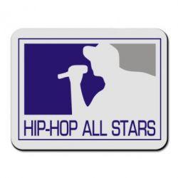 Коврик для мыши Hip-hop all stars - FatLine
