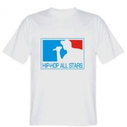 Мужская футболка Hip-hop all stars - FatLine