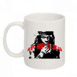 Кружка 320ml Hip Hop is dead Lil Wayne - FatLine