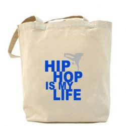 Сумка Hip-hop is my life