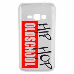 Чохол для Samsung J1 2016 Hip Hop oldschool