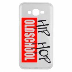 Чохол для Samsung J7 2015 Hip Hop oldschool