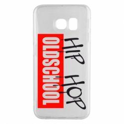 Чохол для Samsung S6 EDGE Hip Hop oldschool