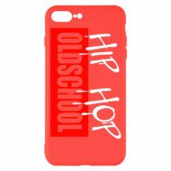 Чохол для iPhone 7 Plus Hip Hop oldschool