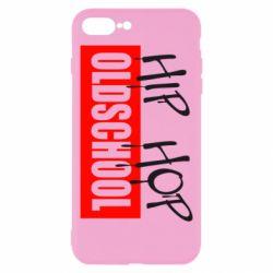 Чохол для iPhone 8 Plus Hip Hop oldschool