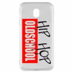 Чохол для Samsung J3 2017 Hip Hop oldschool