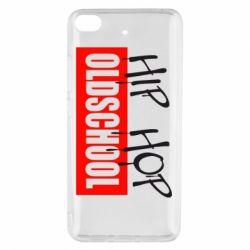 Чохол для Xiaomi Mi 5s Hip Hop oldschool