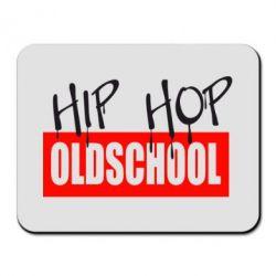 Килимок для миші Hip Hop oldschool