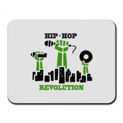 Коврик для мыши Hip-hop revolution