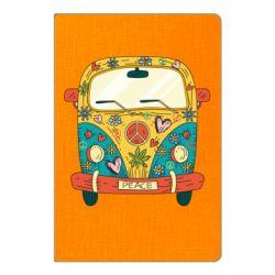 Блокнот А5 Hippie bus