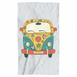 Рушник Hippie bus