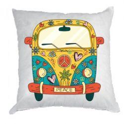 Подушка Hippie bus