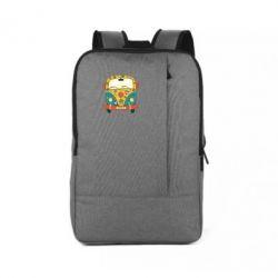 Рюкзак для ноутбука Hippie bus