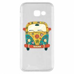 Чохол для Samsung A5 2017 Hippie bus