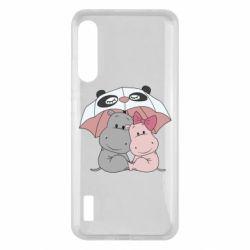 Чохол для Xiaomi Mi A3 Hippos
