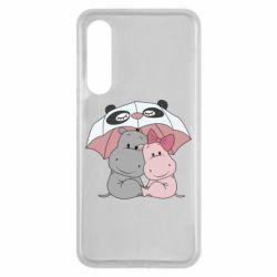 Чохол для Xiaomi Mi9 SE Hippos