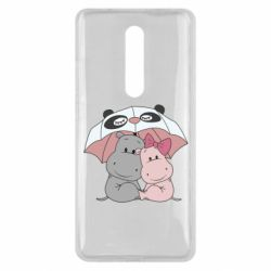 Чохол для Xiaomi Mi9T Hippos