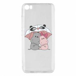 Чохол для Xiaomi Mi5/Mi5 Pro Hippos