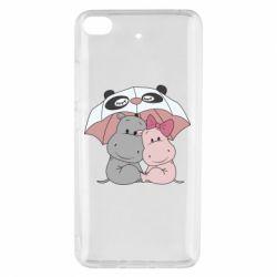Чохол для Xiaomi Mi 5s Hippos