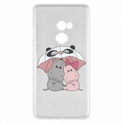 Чохол для Xiaomi Mi Mix 2 Hippos