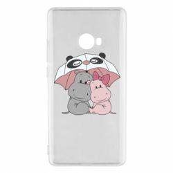 Чохол для Xiaomi Mi Note 2 Hippos