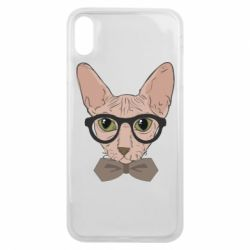 Чохол для iPhone Xs Max Hipster Sphinx