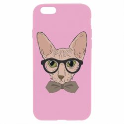 Чохол для iPhone 6/6S Hipster Sphinx