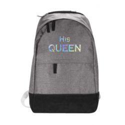 Городской рюкзак His queen