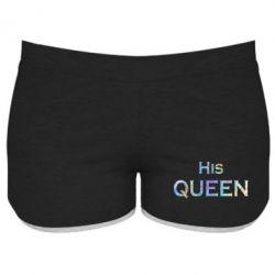 Женские шорты His queen